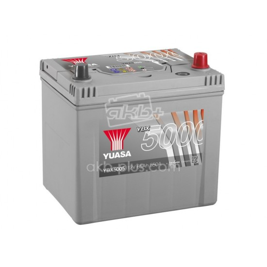 Аккумулятор Yuasa Silver High Performance Battery 65Ah