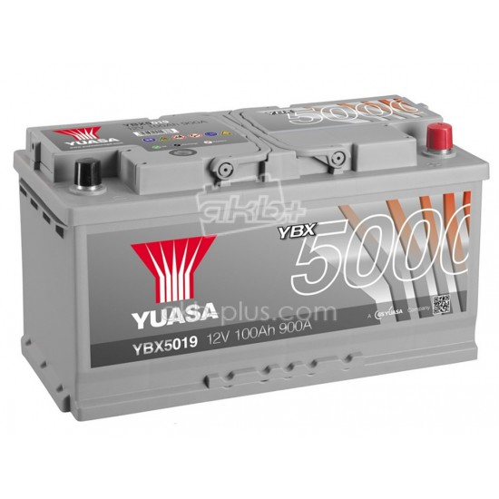 Аккумулятор Yuasa Silver High Performance Battery 100Ah