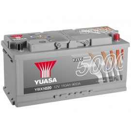 Аккумулятор Yuasa Silver High Performance Battery 110Ah