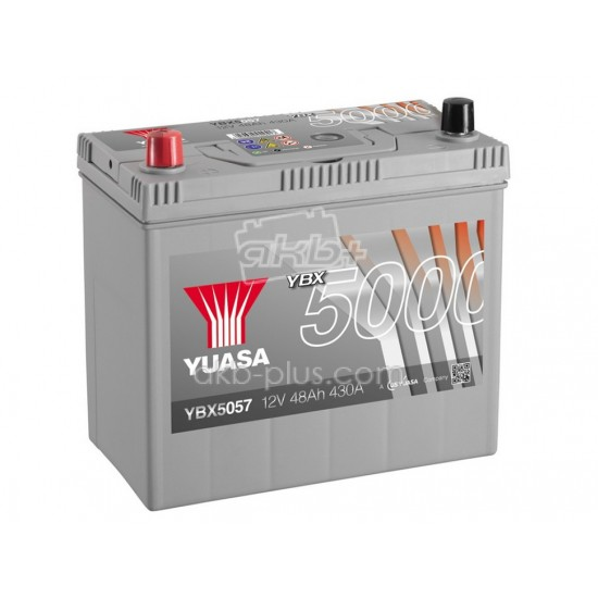 Аккумулятор Yuasa Silver High Performance Battery 48Ah