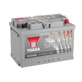 Аккумулятор Yuasa Silver High Performance Battery 80Ah