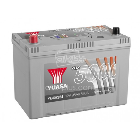 Аккумулятор Yuasa Silver High Performance Battery 95Ah