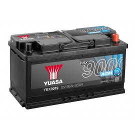 Аккумулятор Yuasa AGM Start Stop Plus Battery 105Ah